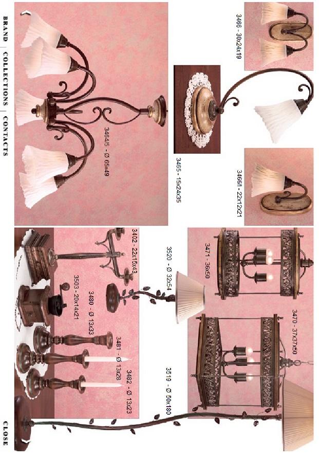 テーブルランプ シャンデリア 照明 おしゃれ イタリア製 カパーニ 古木 ランプ 照明器具 クラシック エレガント ゴージャス CAPANNI