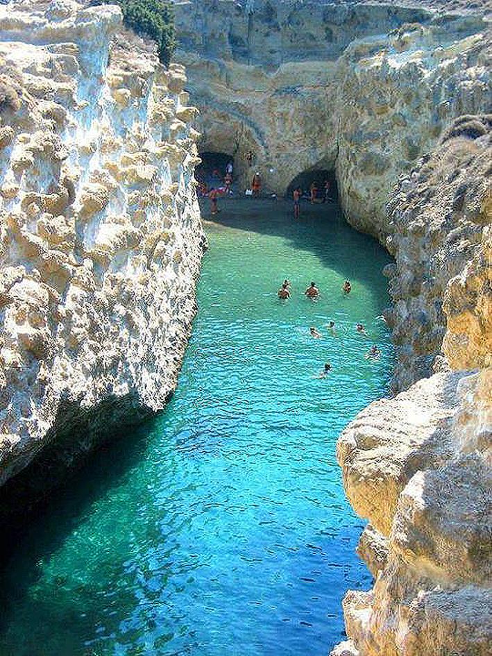 Cala Papafragas, Milos, Illes Ciclades, Grècia.