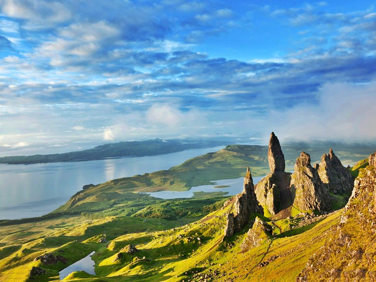 Illa de Skype, Escocia.