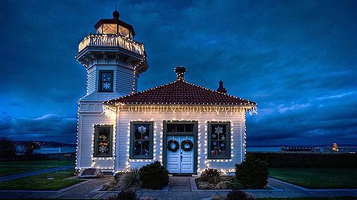 Far Mulkiteo, Washington State, USA.