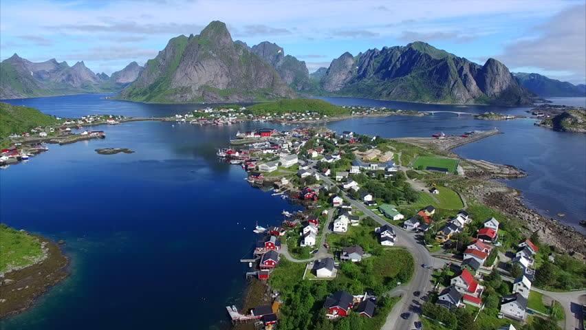 Mil cales a Rein, Noruega
