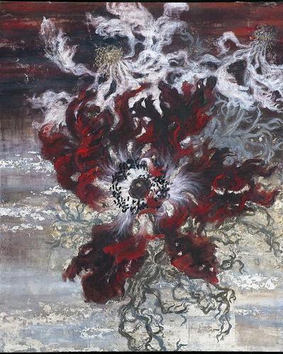 風の薔薇 アネモネ Anemones-Windröshen