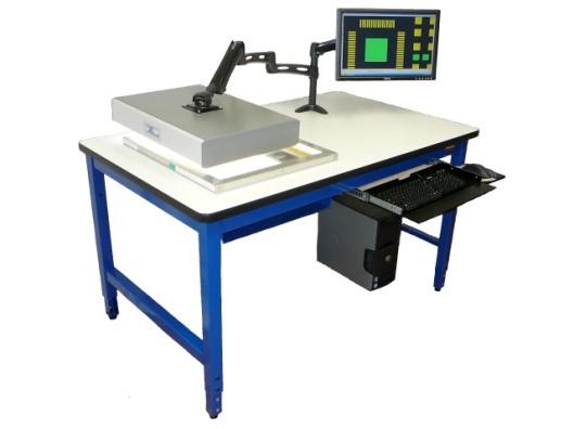 Scanner-basierte Inspektionssysteme