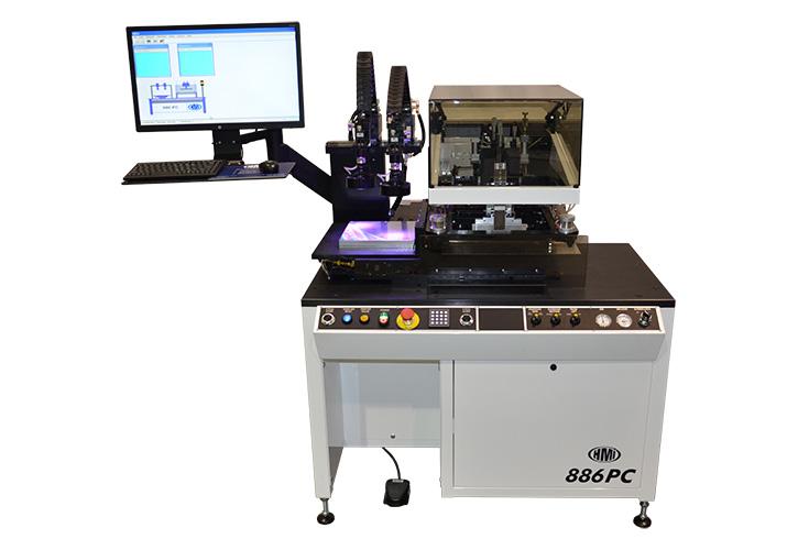 Siebdruckmaschinen, Trockenöfen und Handlingsysteme