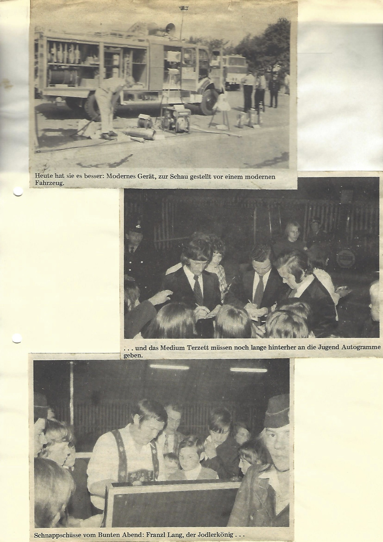 Zeitung 1972 2