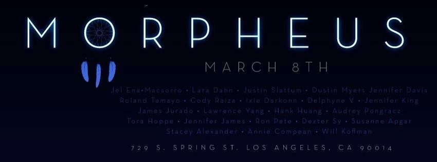 march 2014 • The Hive Gallery, Los Angeles