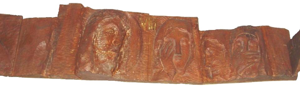 第八留 イエス、エルサレムの婦人を慰め
