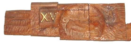 第十四留 イエス、墓に葬られる