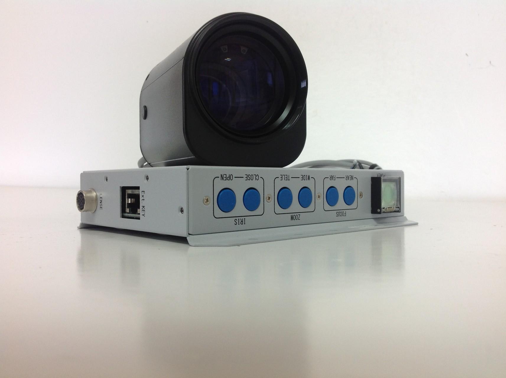 レンズコントローラーユニット
