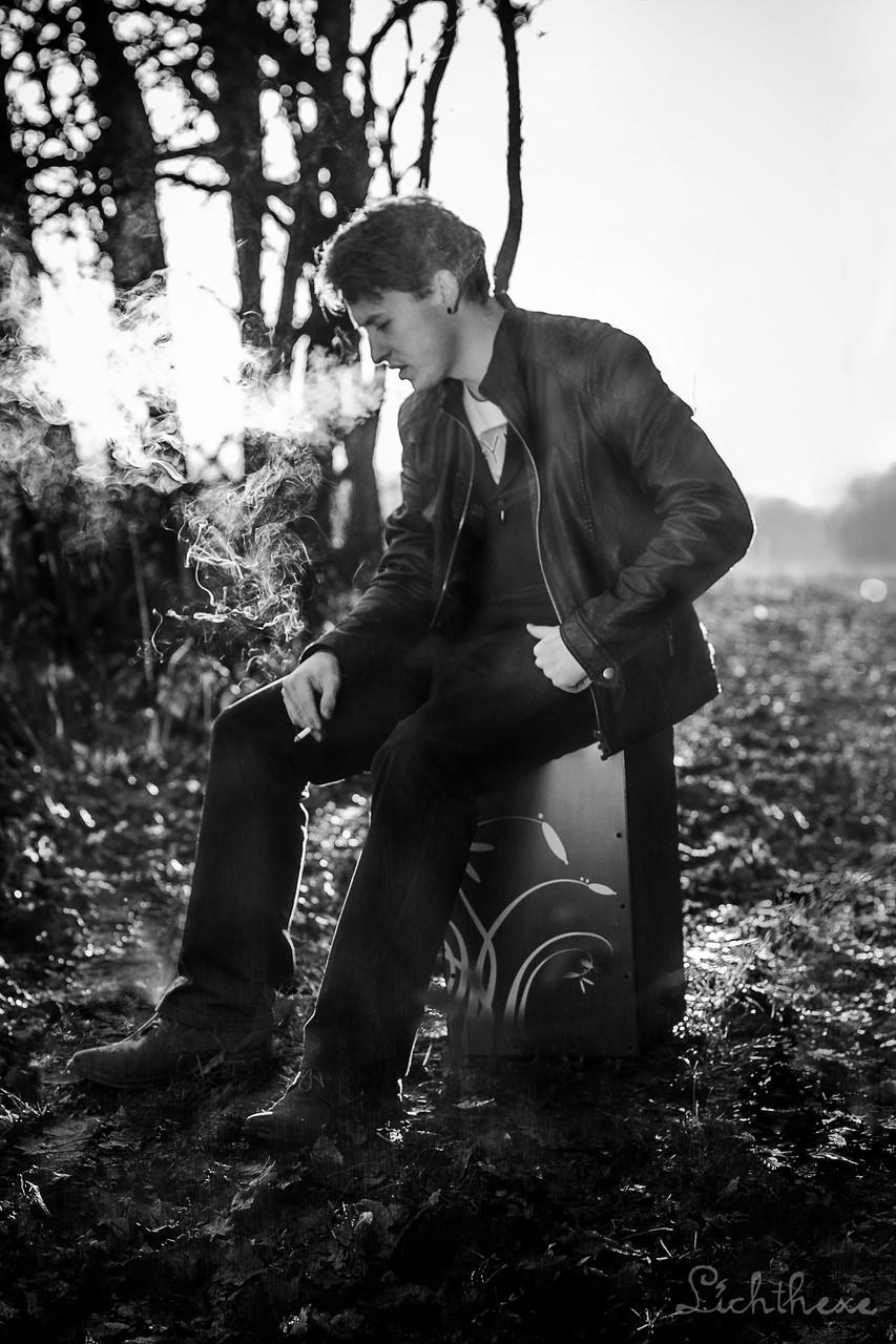 Model: Chris