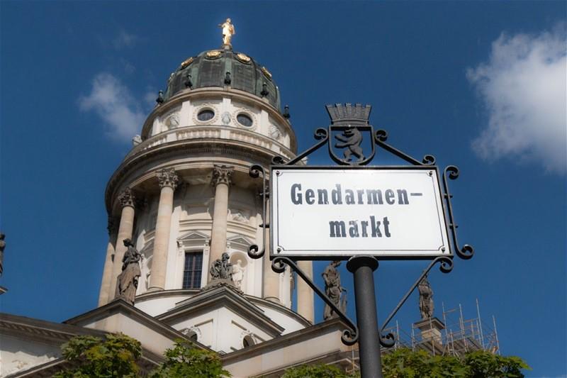 gendarmenmarkt - berlin