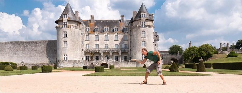 chateau la roche coubon - hoass woass. . .