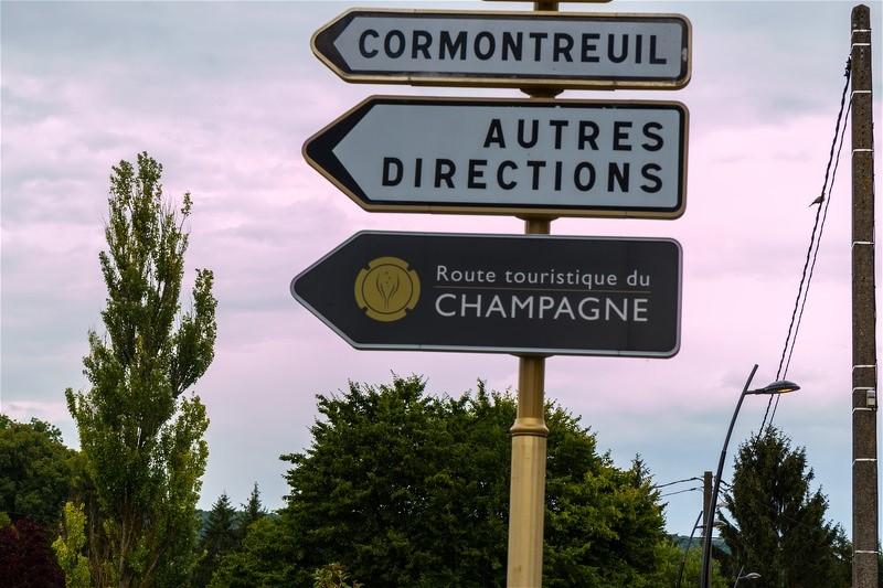 auf nach reims durchs champagnaland
