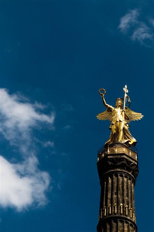 sieges(säule) viktoria - berlin