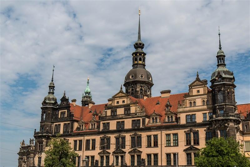 residenzschloss - dresden