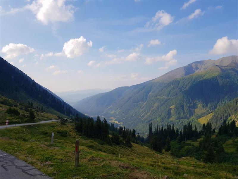 Über den Sölkpass nach Kärnten