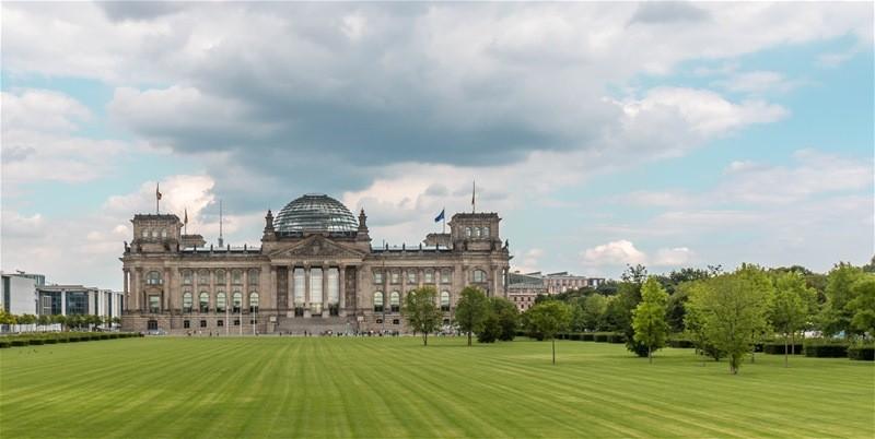 regierungszentrale - berlin