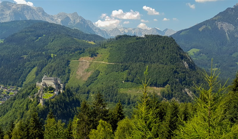 Schloss Werfen