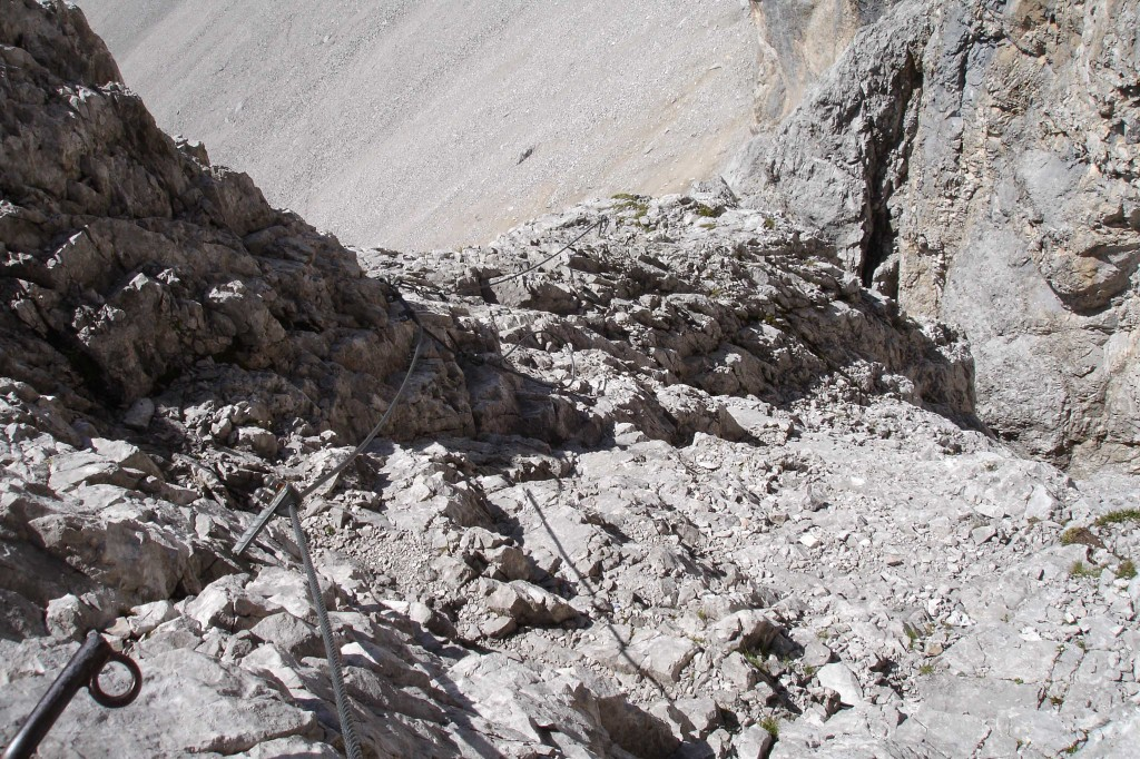 klettersteig zur lamsenspitz