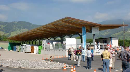 La CEATE-E préconise une collecte coordonnée des déchets plastiques dans toute la Suisse.