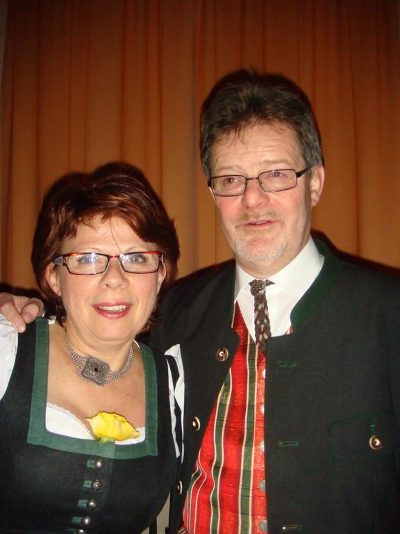 und mit Frau Kraushofer aus Leoben