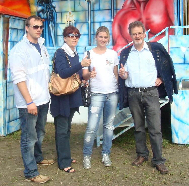 ...z.B. am Wiesenfest in Leoben