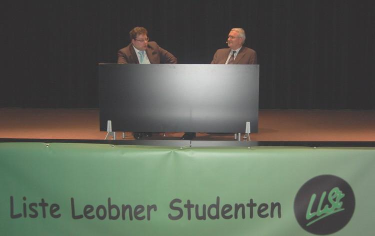 ...Veranstaltung der Liste Leobener Studenten