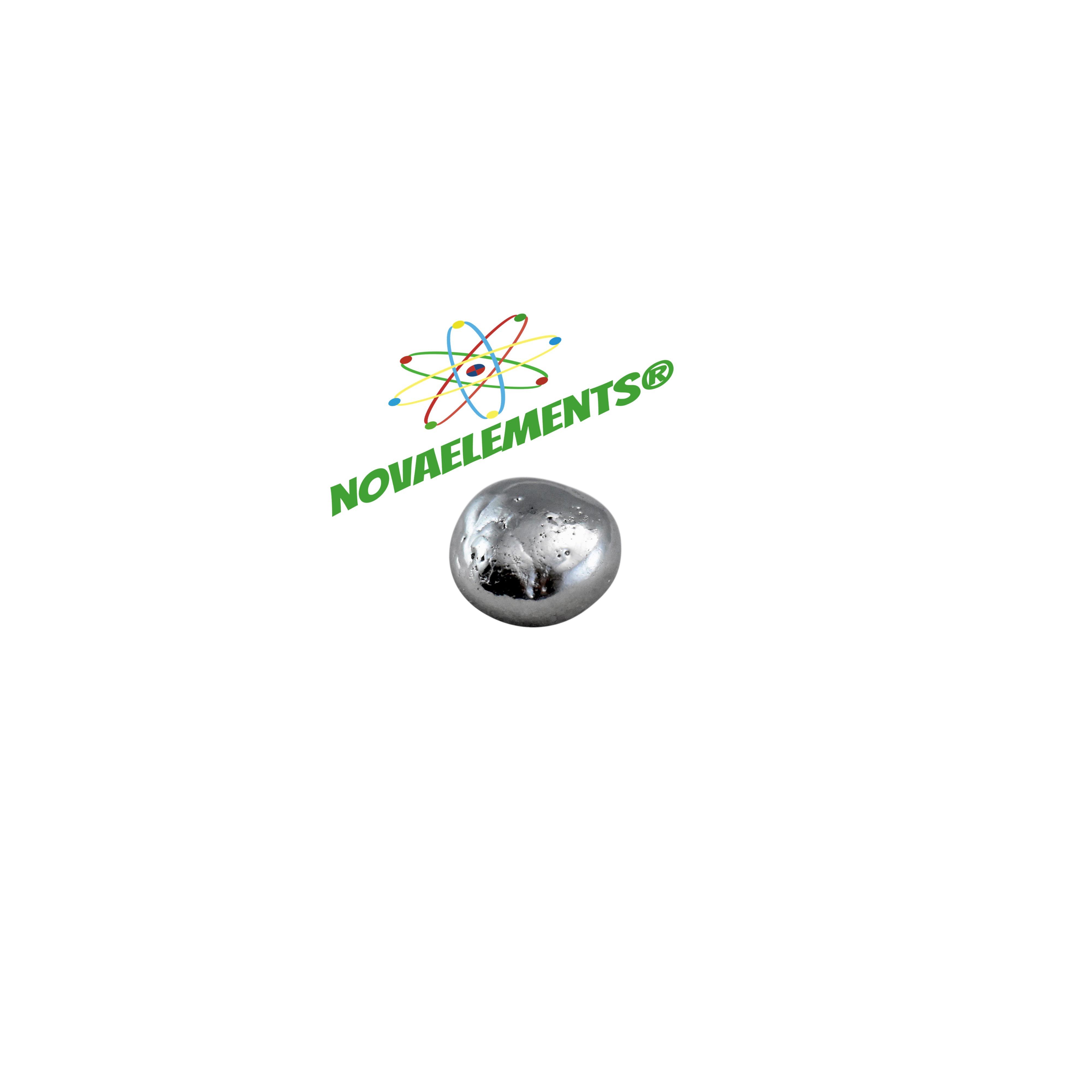 shiny Iridium metal piece 99,99%