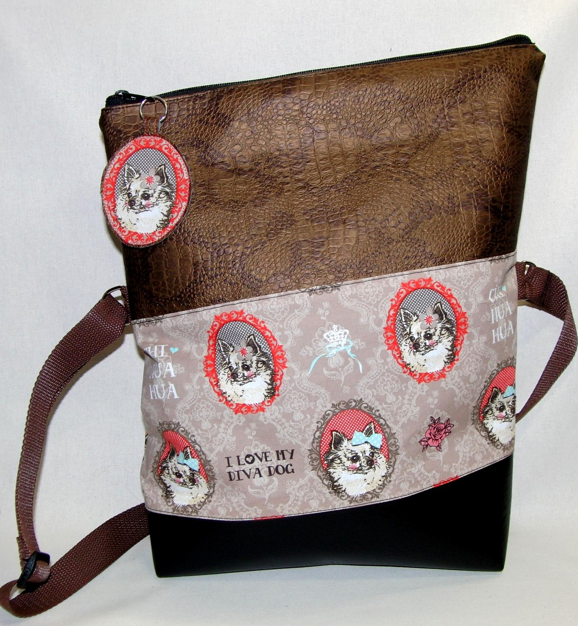 5 Tasche Chi browni 49,90 €