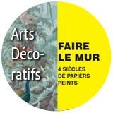 arts décoratifs, faire le mur, expo