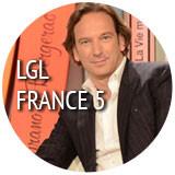 LGL, la grande librairie, France 5