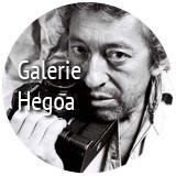 serge gainsbourg, galerie hegoa