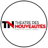 théâtre des nouveautés logo