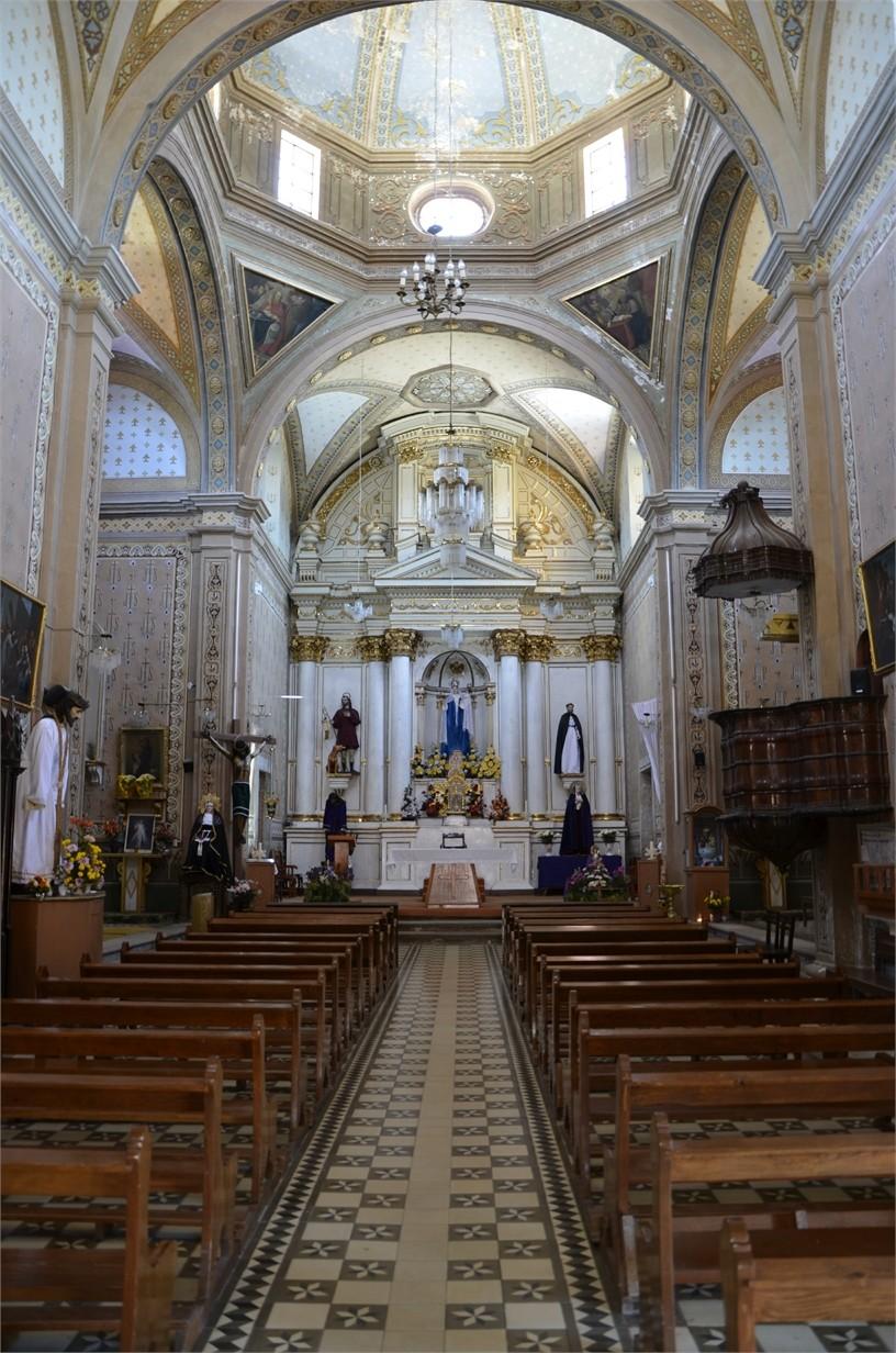 prunkvolle Kirchen
