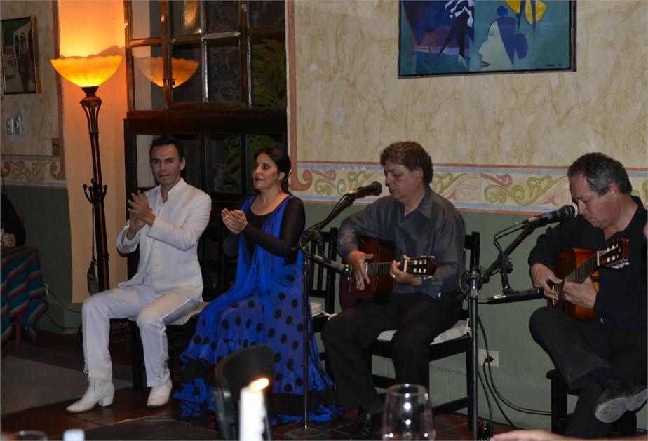 Ein Flamenco - Abend