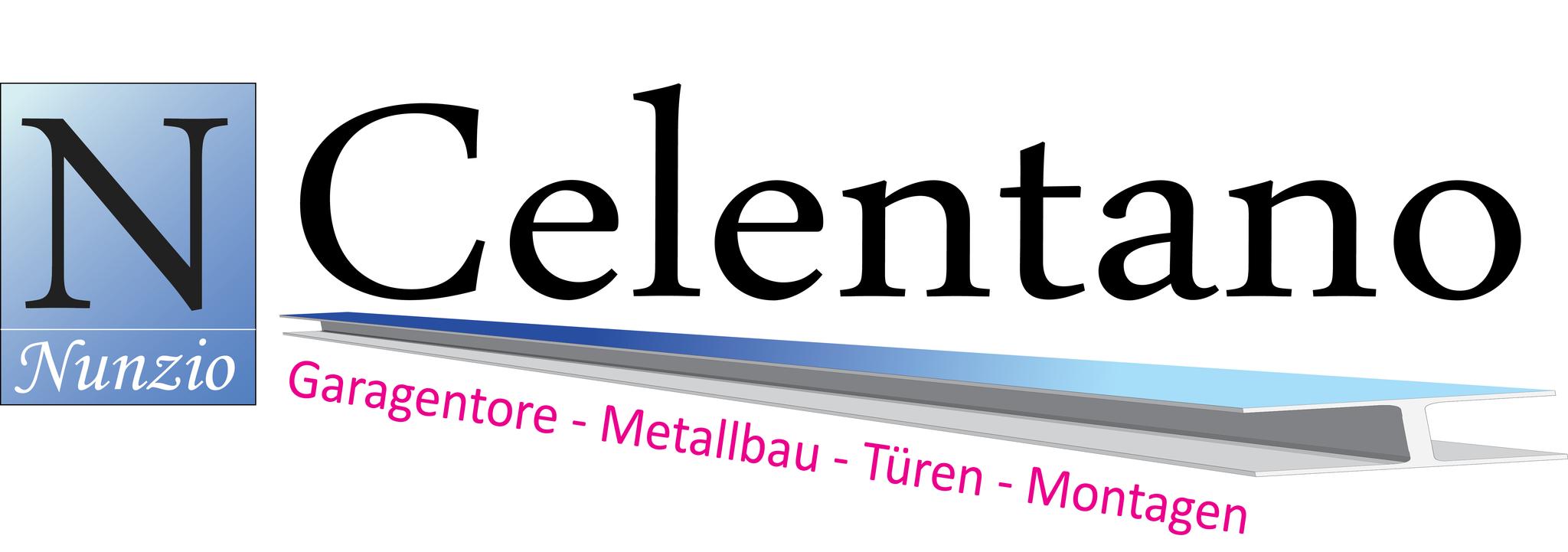 Logodesign Celentano Garagentore
