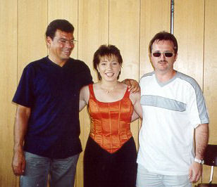 Hubert Zellmer, Brigitte Traeger, Ludwig Rauscher