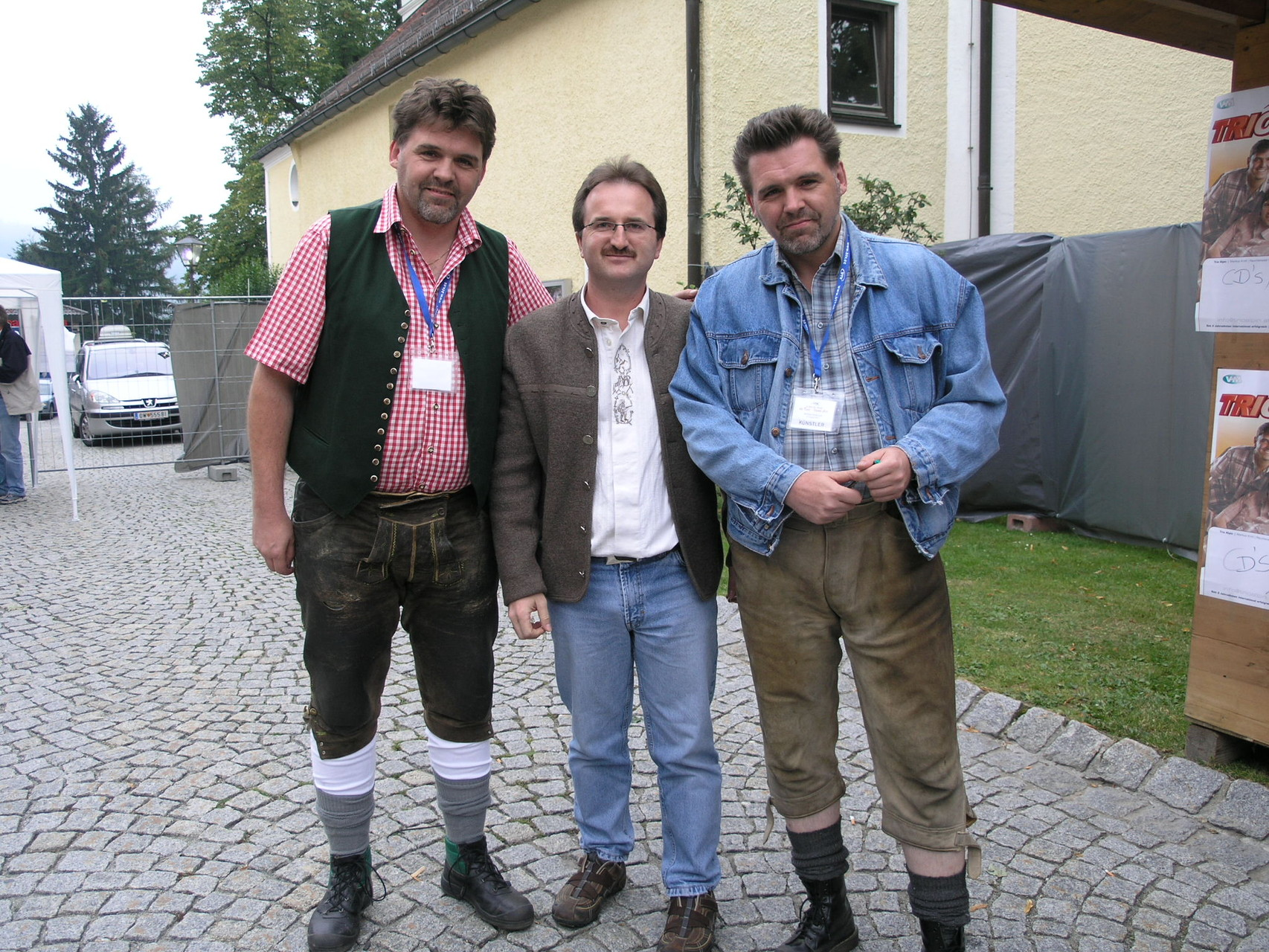 Kaindbauer Twins