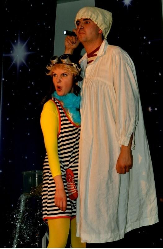 Der kleine Prinz (Theater am Ehrenbreitstein) Rolle: Laternenmann
