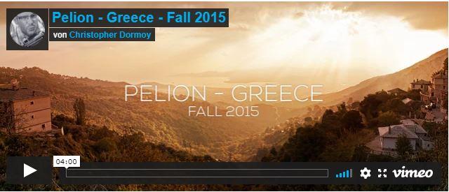 Voller Vorfreude auf Griechenland