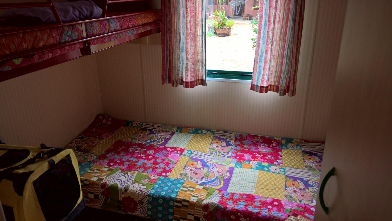 Umbau des Kinderzimmers der Cabane