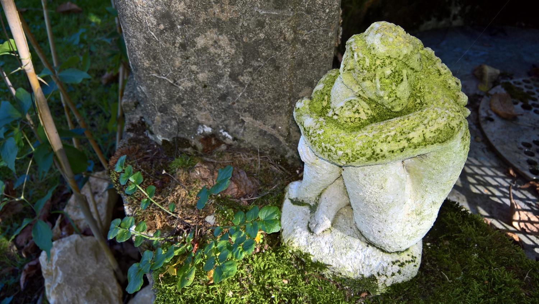 """""""Die Stille"""" am Ziehbrunnen"""