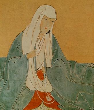 待賢門院璋子(たまこ・しょうこ)  京都・法金剛院蔵