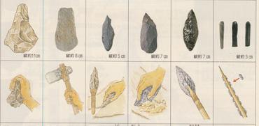 旧石器時代 - クール・スーサン(音楽 芸術 医学 人生 歴史)