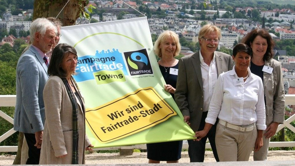 "Die Initiative ""Fairtrade Stadt Bad Nauheim"""