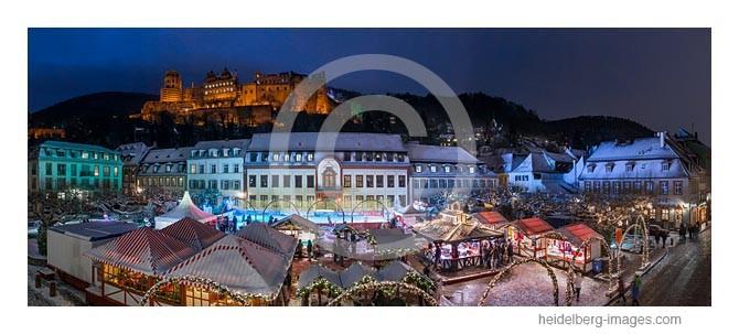 Archiv-Nr. hc2012183schmal / Weihnachtsmarkt