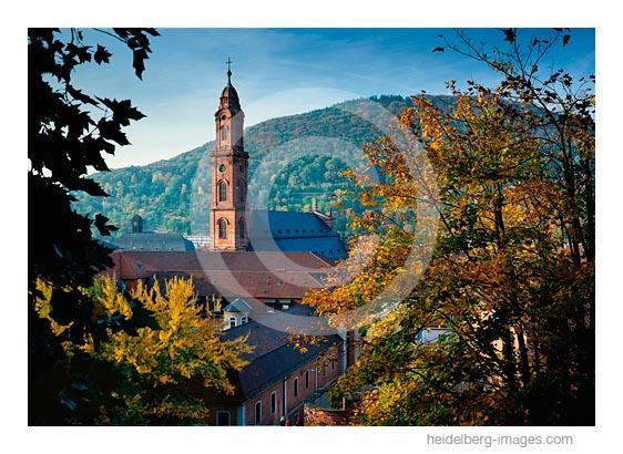 Archiv-Nr. hc2008126 / Jesuitenkirche im Herbst