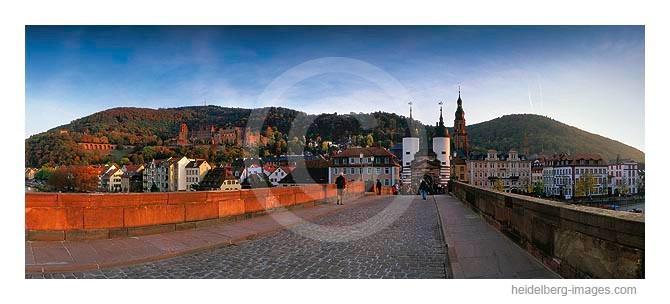 Archiv-Nr. hc2005165 | Sonnenuntergang auf der Alten Brücke