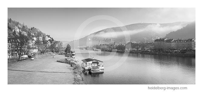 Archiv-Nr. h2020186 |  Blick von der Theodor Heuss Brücke