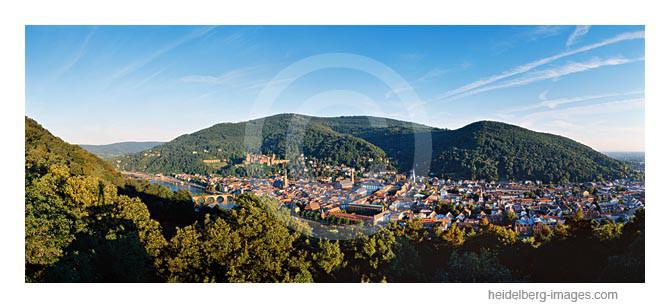 Archiv-Nr. hc97137 / Heidelberg Gesamtansicht